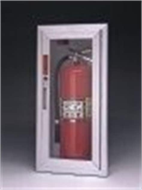 larsens 2409 r4 fire extinguisher cabinet emergency