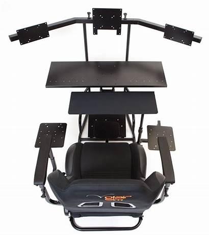 Racing Sim Flight Volair Cockpit Chassis Simulator