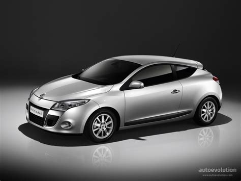 Coupe Cars : Renault Megane Coupe Specs & Photos