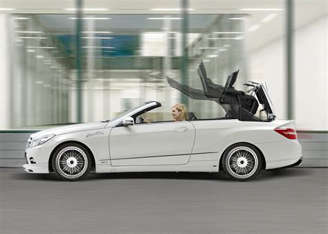 Piecha Design Mercedes Benz E Class Convertible   Picture