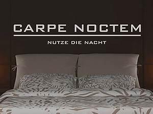 Wandtattoo Carpe Noctem : wandtattoo latein lateinische spr che und zitate als ~ Sanjose-hotels-ca.com Haus und Dekorationen