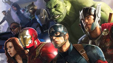The Road To Marvel's Avengers Infinity War  The Art Of