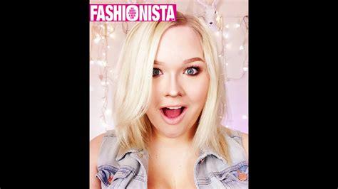nikkie tutorials  fashionista magazine nose job youtube