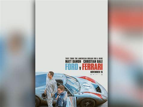 Enzo ferrari (remo girone) looked pretty smart and he sent the ford team home with their tail between their legs. Ford vs Ferrari (Divulgação) - Almanaque da Cultura
