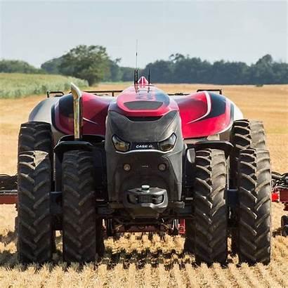 Agricultura Monstro Ih Case Magnum Atonomous
