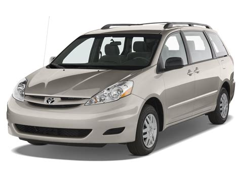 Van Cars : 2008 Toyota Sienna Reviews And Rating