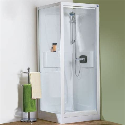 Shower Pod by Kinedo Kineprime 1000 X 800mm Recess Pivot Shower Pod