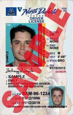 nddot current drivers license   driver id
