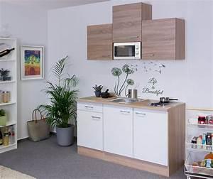 Singleküche 150 Cm : singlek che rom breite 150 cm wei k che singlek chen ~ Watch28wear.com Haus und Dekorationen