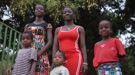 unhcr ivorian orphan girls beat  statelessness