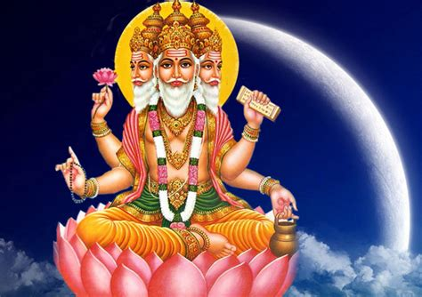 Creator India by The Reason Why Lord Brahma Is Not Popularly Worshipped