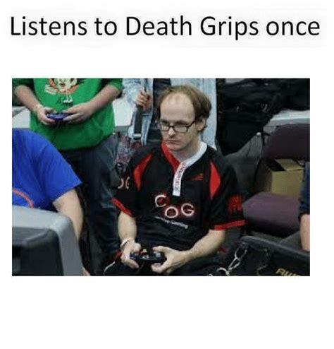 Death Grips Meme - listens to death grips once og death meme on me me