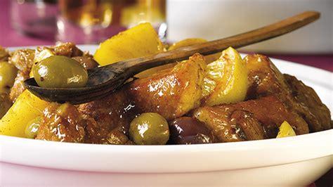 tajine de veau aux pommes de terre recette knorr