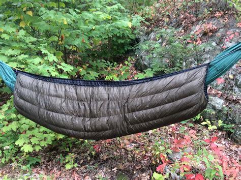 hammock gear underquilt fs hammock gear incubator 0 underquilt