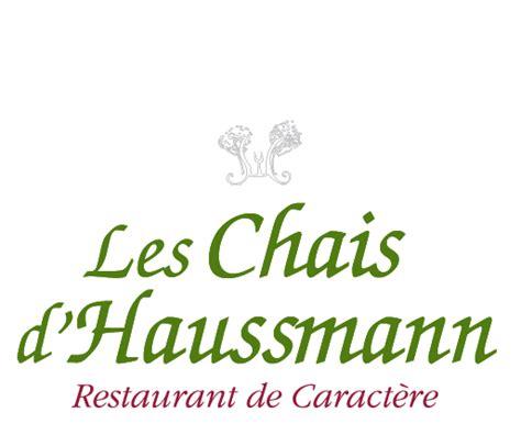 accueil chais d haussmann restaurant de caract 232 re gastronomie 224 cestas pr 232 s de gradignan et