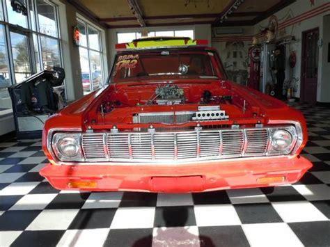 plymouth super stock hemi race car  sale