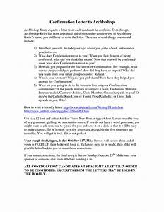 best photos of catholic confirmation sponsor letters With spiritual retreat letter