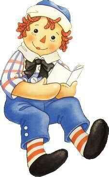 2361 best images about raggedy and andy on 615 | 98fd95971b30dd56e75030cfc132cefa raggedy ann art images
