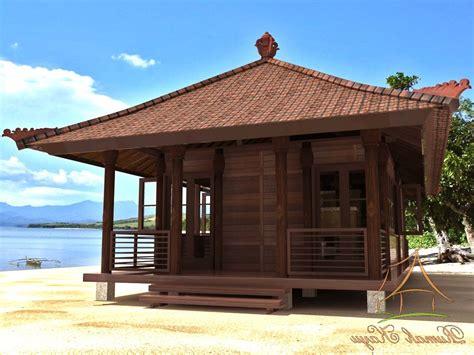 memilih  desain rumah kayu modern  hunian  nyaman