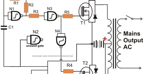 Only Wiring Diagram How Make Simplest Watt