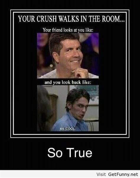 Funny Crush Memes - 35 funny cool meme images and pictures of all the time