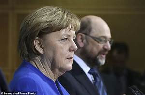 The Latest: Juncker welcomes movement on German coalition ...