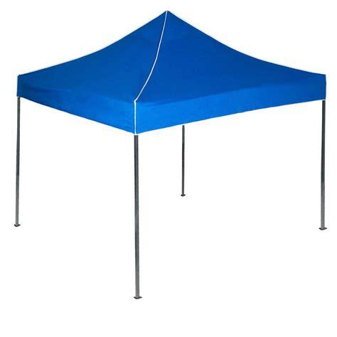 stalwart  ft   ft canopy tent  blue     home depot