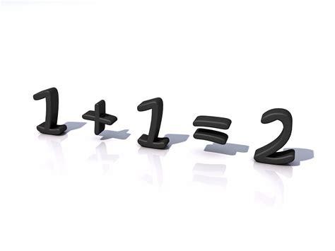 1 Plus 1 Is 2