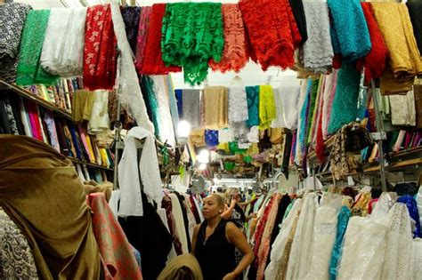 Fabric Store by Fabric Stores As Garment District Landlords Hunger