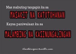 Love Quotes Tagalog Patama Sa Crush. QuotesGram