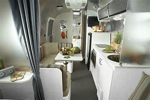 Outfit Your New Airstream Sport Travel Trailer From Airstream With The Interior D U00e9cor That Fits