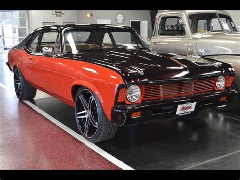 street ls for sale chevrolet nova coupe 1968 black for sale 114278w294639 ls