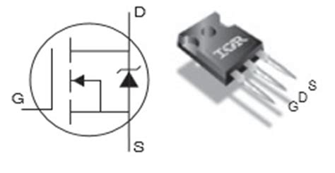 how to replace drain irfp3206 mosfet complementary equivalent replacement