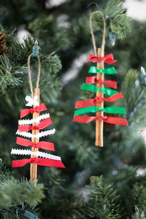 cinnamon stick christmas ornaments tgif  grandma