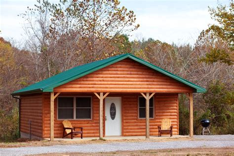 Two Bedroom Log Cabins In The Shawnee National Forest