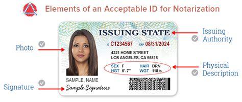 california notary  services identification la