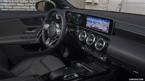 Inside, all clas sport a cabin that bristles with a higher grade of trim than in the previous car, which drew stern glances for its wide expanses of unsubtle plastic trim. 2020 Mercedes-Benz CLA 250 Coupe (US-Spec) - Interior | HD ...