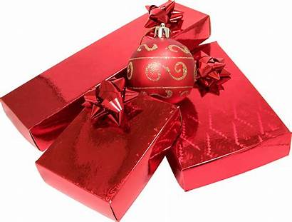 Christmas Gift Clip Presents Transparent Gifts Holiday