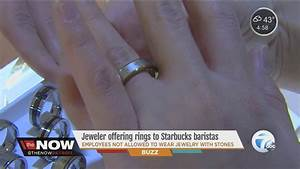 Local jewelry offers free wedding bans to Starbucks ...