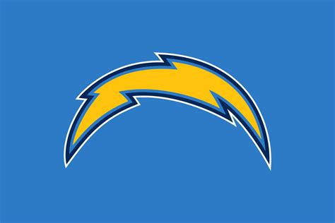 san diego chargers light bolt  photo