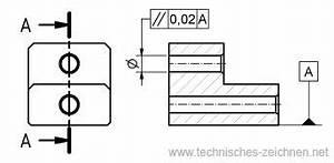 Winkel Messen Ohne Geodreieck : lagetoleranzen technisches zeichnen ~ Orissabook.com Haus und Dekorationen