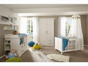 Babybett 70x140 Weiß : samira babybett 70x140 cm kiefer weiss ~ Indierocktalk.com Haus und Dekorationen