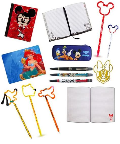 disney office desk accessories the cutest disney office supplies ariel and
