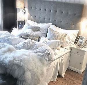 25+ best ideas about Cozy White Bedroom on Pinterest