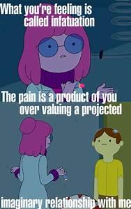 Truer Words Hav... Finn And Marceline Quotes
