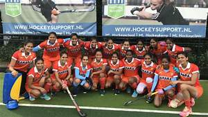 Hockey: Indian women's team beat Belgium junior men 4-3