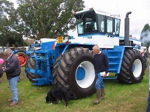 Ford FW-30 Four Wheel Drive   Ford Tractors   Pinterest ...