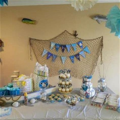 nautical themed baby shower craftiness sailor baby