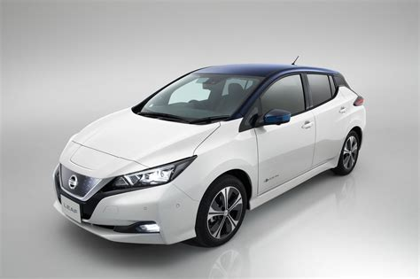 2018 Nissan Leaf Has A 150-mile Range And Costs ,990