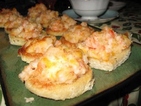 shrimp canapes recipes angie s shrimp canapes recipe